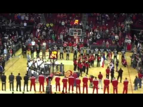 Awty International School Choir At Houston Rockets YouTube