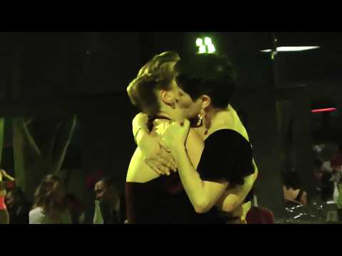 After Party milonga of the Third Russian Tango Congress, 15.10.2017 Moscow.