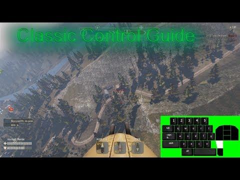 Classic Control Guide (Heroes & Generals)