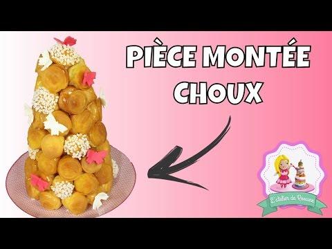 ♡•-recette-piÈce-montÉe-de-choux-|-facile-et-rapide-•♡