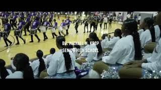 Krop Cheerleaders 2019/2020 Homecoming