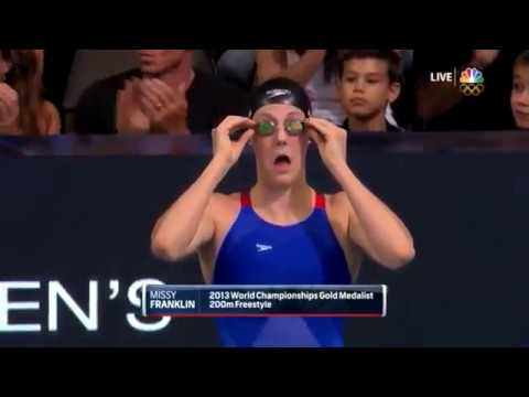 Missy Franklin- What I Wouldn
