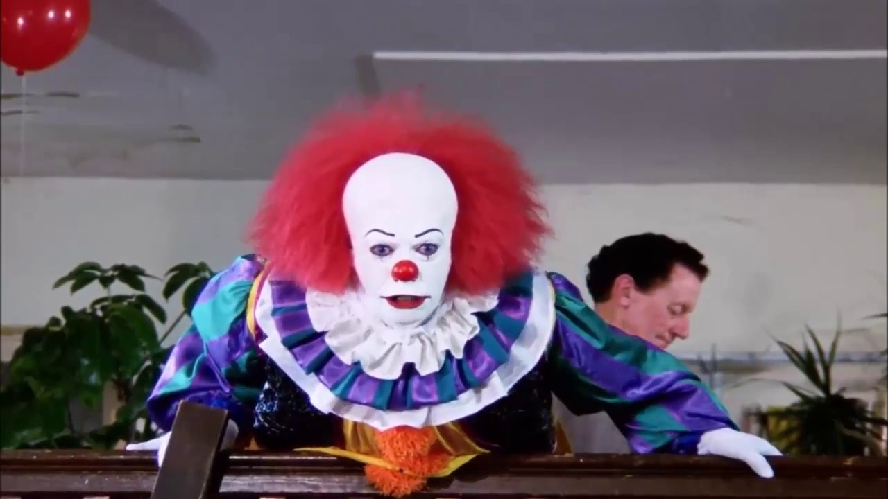 Richie At The Library - Stephen King's It (1990) 🎈