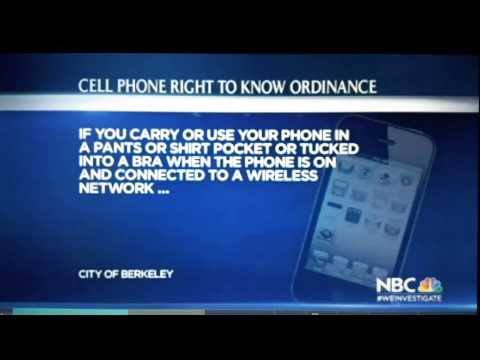 Warning Parents: Berkeley Approves Right to Know Cell Phone Radiation Law