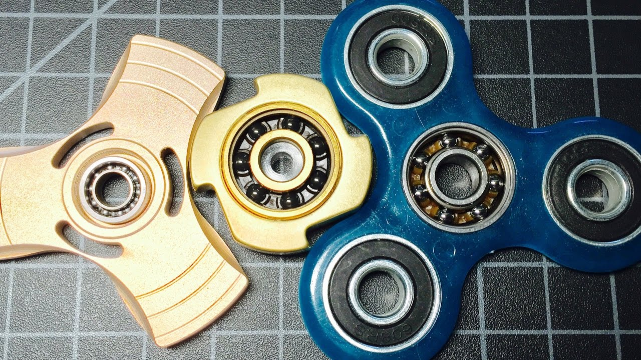 Fidget Spinner Bearings Compared Ceramic Vs Steel Hybrid
