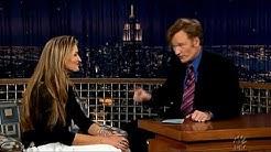 Conan O'Brien 'Natascha McElhone 4/26/05