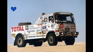 meilleur service 1ed77 bceb7 Rc Tatra Puma Dakar 110 Scale First Test