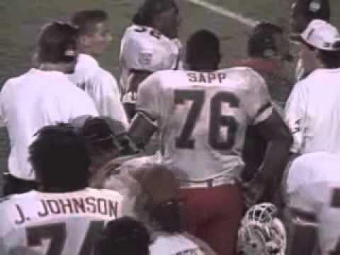 1995 Orange Bowl - The Nebraska Cornhuskers vs The Miami Hurricanes