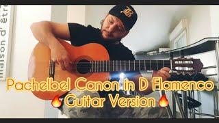 🎶Pachelbel🎶 Canon in D Guitare Flamenco Instrumental  Jonathan Arenas El Yoni 🎸
