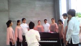 Sing to the Lord (Lester Delgado) - Choros Iesu Christo