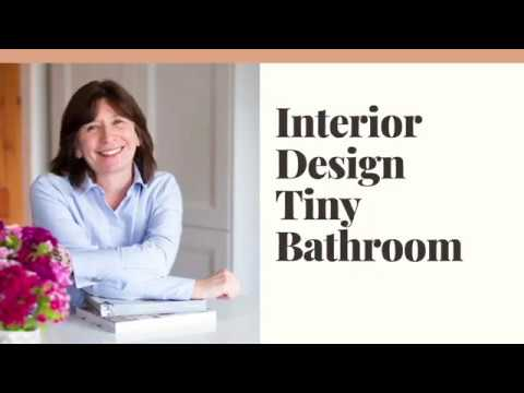 5 Tips to help you make your bathroom appear larger than it actually is.