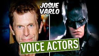 Characters and Voice Actors - Batman Arkham Knight 1080p 60fps  PC - PS4 - XBOX ONE