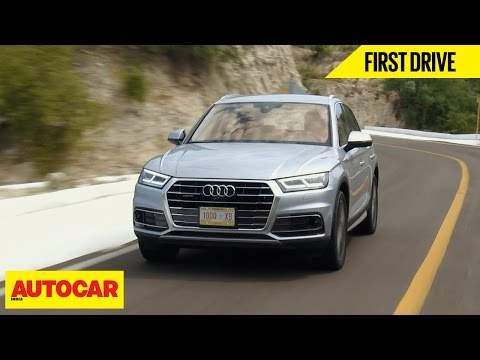 2017 Audi Q5   First Drive   Autocar India