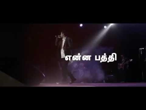 Hiphop tamizha meesaya murukku title song tamizh rap