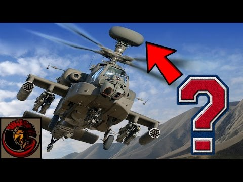 AH-64D Apache Longbow - How Does It Work?