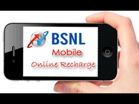 How To Recharge BSNL Mobile Online Updated Version 2015 Easy Steps