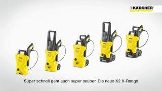 K2 k1 karcher vs