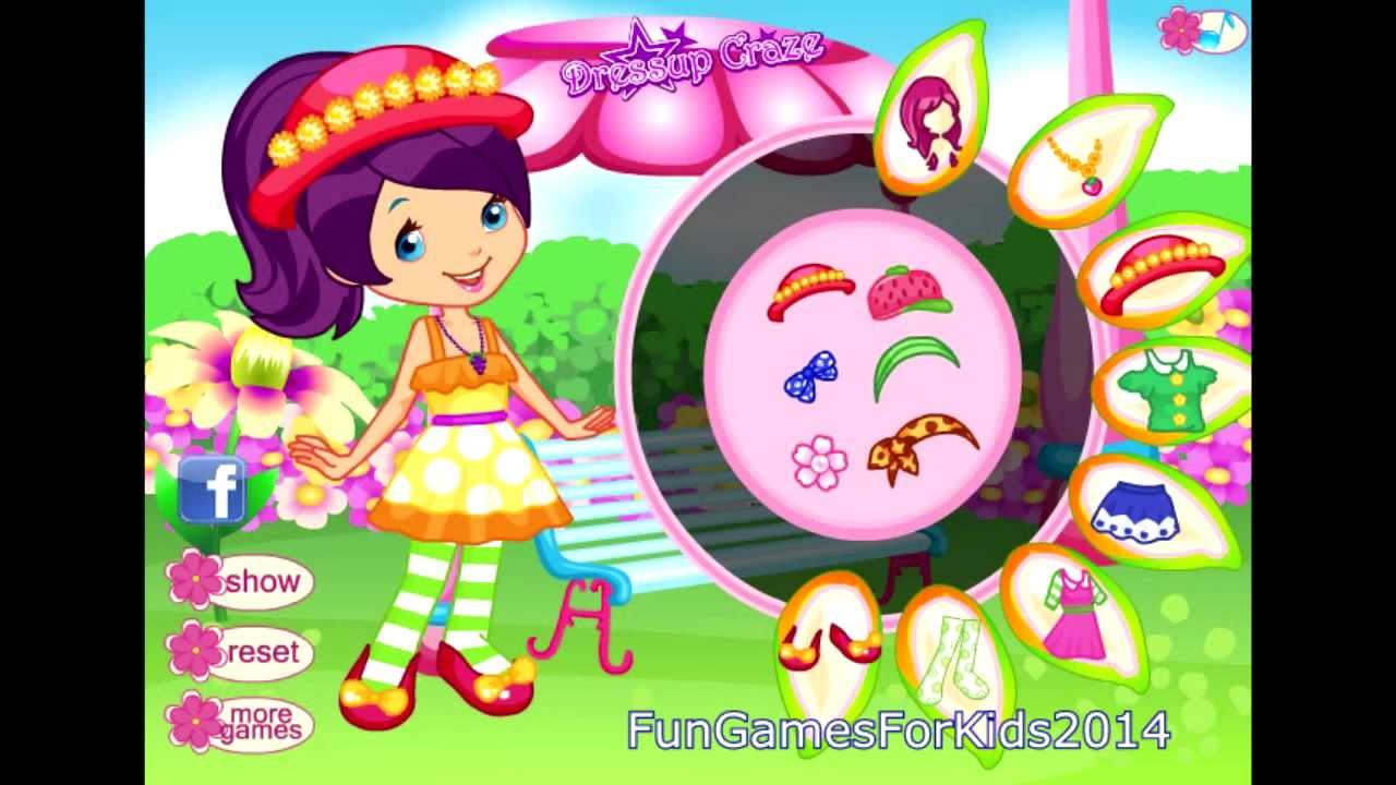 Strawberry Shortcake Games Online To Play Free Strawberry ...
