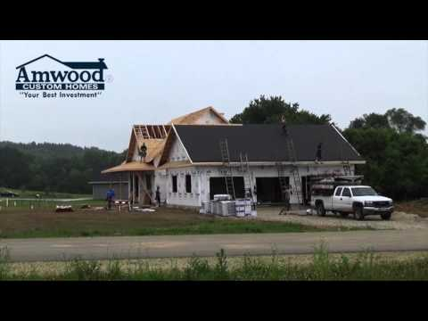 Amwood Homes, Panelized home video