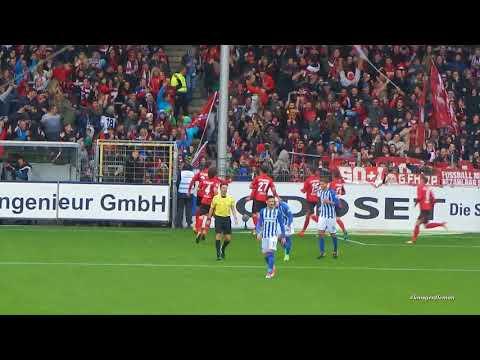 SC Freiburg - Hertha BSC 1:0 (22.10.17)