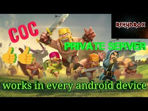 How to download Coc private servers in hindi part 1