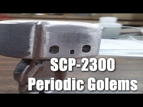 SCP-2300 Periodic Golems   Object Class Euclid