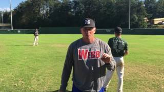 Quick Feet, Deflect, Accuracy - Competition Throwing Drill