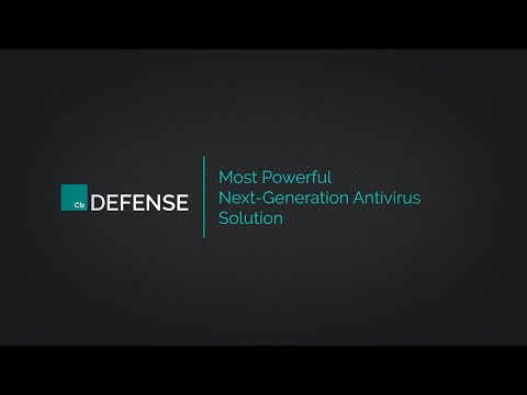 Demo: Cb Defense – see the most powerful next-gen antivirus solution