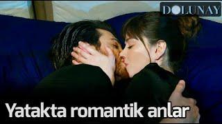 Yatakta Romantik Anlar - Dolunay