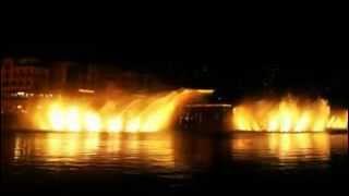Time To Say Goodbye - Dubai Fountain