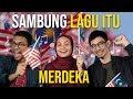 Sambung Lagu Itu! Lagu Patriotik #Merdeka   SEISMIK Challenge