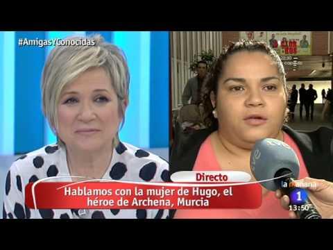 Héroe paraguayo en España