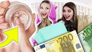 BESTE FREUNDIN klaut mir 300 EURO und KAUFT DAS 😱 | XLAETA