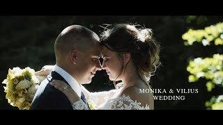 Monika ir Vilius vestuviu trumpasis video. Šv. Antano Paduviečio Katedra. Wedding highlights 2018