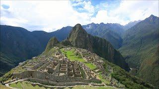 잉카제국의 미스터리 '마추픽추' 건축의 비밀