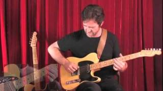 Tim Lerch Blues Lesson #2 - Phrasing Tricks