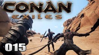 CONAN EXILES [015] [Das große NPC Schlachtfest] [Multiplayer] [Deutsch German] thumbnail