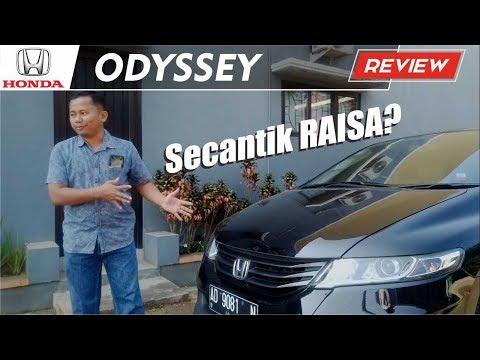 Review Mobil Bekas   Honda Odyssey RB3