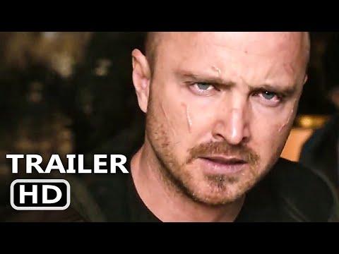 EL CAMINO: A BREAKING BAD MOVIE Trailer # 3 (NEW 2019) Netflix Movie HD