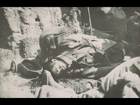 Photos of Death During World War 1 (1914-1917)