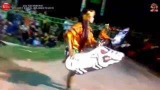 Gambar cover SAWANGAN ( Cover Jaranan ) Voc Mama Yayuk ROGO PANDOWO PUTRO Live Balongkrai 2018