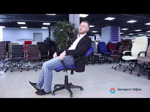 Обзор компьютерного кресла Chairman 684 New