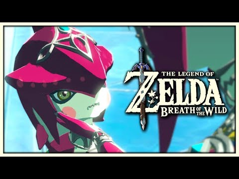 L'EPREUVE DE MIPHA ! | DLC ZELDA BREATH OF THE WILD NINTENDO SWITCH FR
