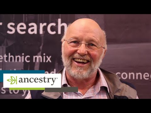 AncestryDNA | Michael Fisher Solves A Family History Mystery Using AncestryDNA | Ancestry