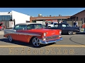 Tri Five Chevy End of Show Roll Out Vid #2