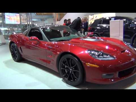2013 corvette zr1 crystal red tintcoat interior exterior youtube