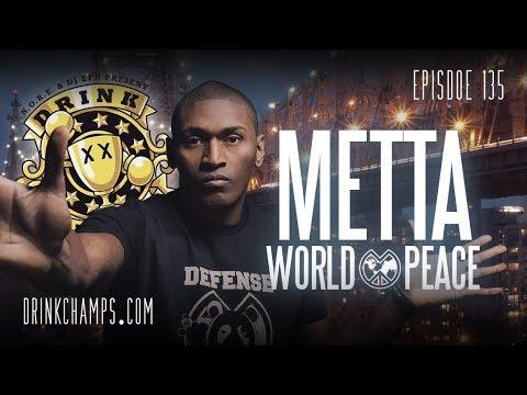 Drink Champs w/ Metta World Peace (Full Video)