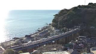 東武鉄道70000系甲種輸送 2018/01/14