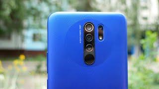 Странный смартфон от Xiaomi ( Redmi 9 )