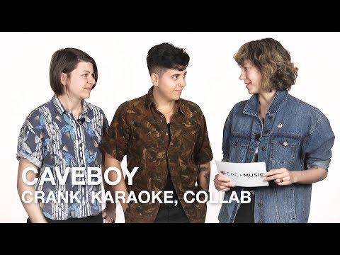Crank, Karaoke, Collab with Caveboy!